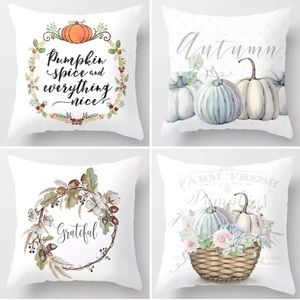Accents - Pillow Cover Autumn Print
